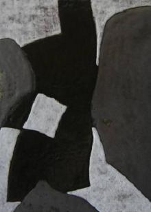 Donna in bianco e nero