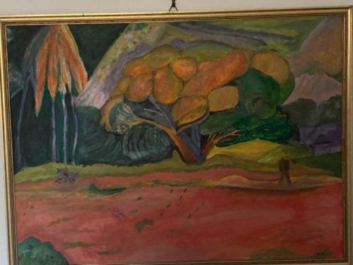 Pensando a Gauguin
