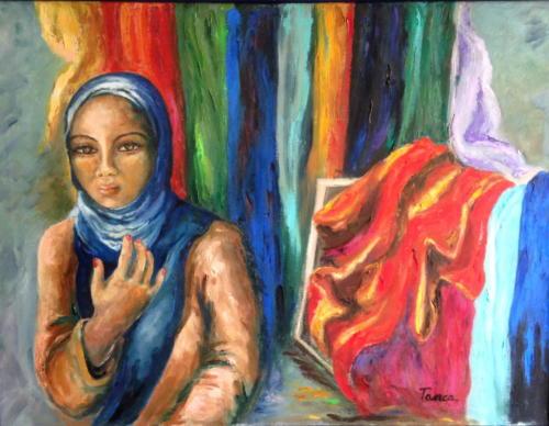 Donna Araba al Souk