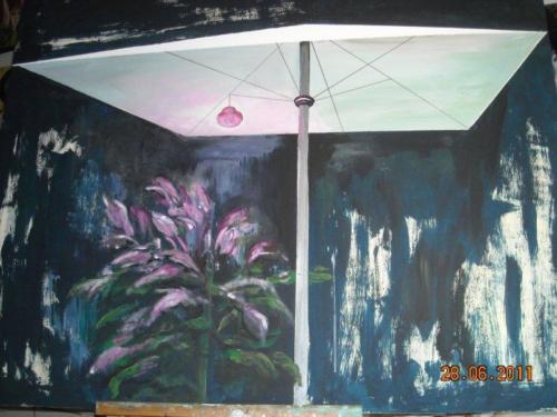 Luci all'ombra dell'ombrellone